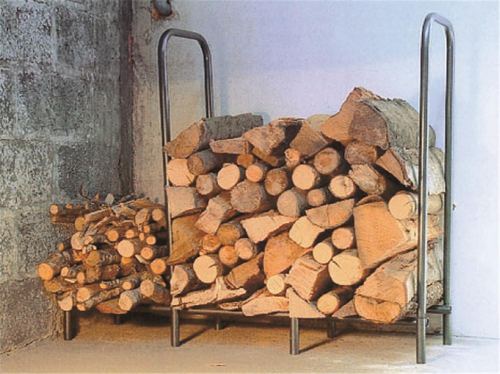 Porta legna da ardere per interni tom press - Porta legna per camino ...