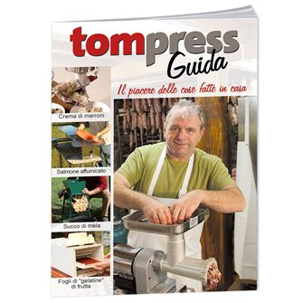 Conservare cucinare trasformare con il materiale tom press for Cose fatte in casa